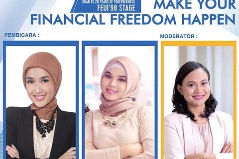 Make Your Financial Freedom Happen